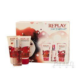 REPLAY Your Fragrance Woman Set - Eau De Toilette (20ml)