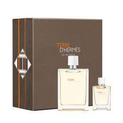 HERMES Terre d' Hermes Eau Fraiche Set - Eau De Toilette (125ml)