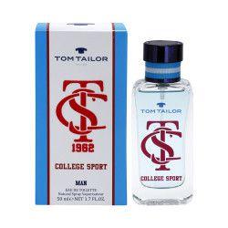TOM TAILOR College Sport Man - Eau De Toilette (50ml)