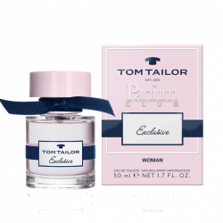 TOM TAILOR Exclusive Woman - Eau De Toilette (50ml)