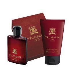 TRUSSARDI Uomo The Red Zestaw - Woda toaletowa (50ml)