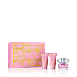 VERSACE Bright Crystal Set - Eau De Toilette (50ml)