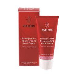 WELEDA Pomegranate Regenerating Hand Cream - Testápoló krém (50ml)
