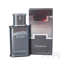 YVES SAINT LAURENT Kouros Silver - Eau De Toilette (50ml)